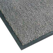 Sabre Olefin Entrance Carpet Mat - 3' x 6' - Gun Metal
