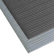 Comfort Rest Ribbed Foam Mat - 4' x 6' - Silver