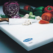 "Plasti-Tuff® Thermoplastic Cutting Board - 18"" x 24"" x 3/4"""