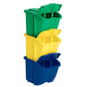 Suncast® Recycle Bin Set