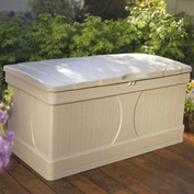 Suncast DB9000 Premium Deck Box 99 Gallon