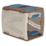"""Portable Dog Carrier Square 28"""" x 21"""""""