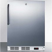 Summit ALF620LBISSTB - ADA Comp Built-In Medical All-Freezer, 25°C Operation, Lock,