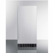 Summit FF1532BSS Built-In or Freestanding Refrigerator 3 Cu. Ft. White