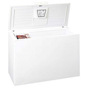 "Summit SCFR120 - Chest Refrigerator, Commercial, Frost-Free, Lock, White, 48""W x 35""H"
