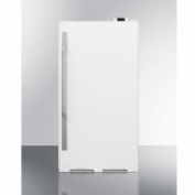 "Summit SCUF18NC - Commercial Large Capacity Upright Frost-Free Freezer, 17 Cu. Ft, 34""W x 67-1/4""H"