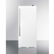 Summit Appliances SCUR20NC Commercial All Refrigerator 20.5 Cu. Ft. White