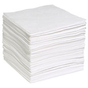 """SpillTech WP200S Oil-Only Responder™ Pads, 15""""W X 19""""L, 200 Per Pack"""
