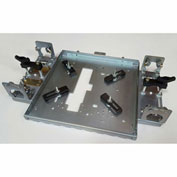 Carriage with Bearings & Universal Saw Plate