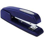 Swingline® 747® Business Stapler, 20 Sheet/210 Staple Capacity, Royal Blue