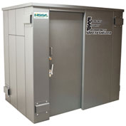 "ESP Safety Shelter™ - 84""L x 54""W x 80""H - Up to 9 Person Residential Capacity"