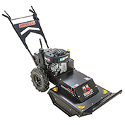 "Swisher® WBRC11524 11.5 HP 24"" Walk Behind Rough Cut Trailcutter"