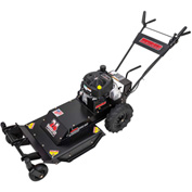 "Swisher® WBRC11524C 11.5 HP 24"" Walk Behind Rough Cut Trailcutter W/ Casters"
