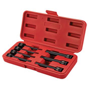 Sunex Tools 3548 7 Piece Extended Drive Metric Hex Impact Drive Set