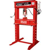 Sunex Tools 5750 - 50 Ton Shop Press - Fully Welded - Made in USA