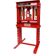 Sunex Tools 5712BT - 12 Ton Manual Hydraulic Bench Top Shop Press - Fully Welded - Made in USA
