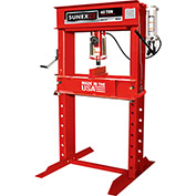 Sunex Tools 5740 - 40 Ton Manual Hydraulic Shop Press - Fully Welded - Made in USA