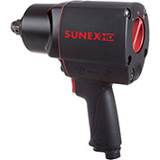 "Sunex Tools SX4355 3/4"" Air Impact Wrench, 1400 Ft-Lbs, 84 DBA"