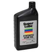Super Lube® Synthetic Gear Oil ISO 150, 1 Quart Bottle - 54100 - Pkg Qty 12