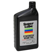 Super Lube® Synthetic Gear Oil ISO 320, 1 Quart Bottle - 54300 - Pkg Qty 12