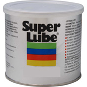 Super Lube Silicone High-Dielectric & Vacuum Grease, 14.1 oz. Canister - 91016 - Pkg Qty 12