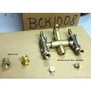 Broilmaster BCK1008 P3X Grills LP to Natural Gas Conversion Kit