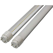 InnoLED LED Tube Light T8, 4ft, 18w, 3000 cct., Clear