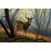 Wildlife Mat - Deer 4' x 6'