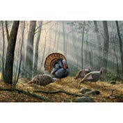 Wildlife Mat - Turkey 4' x 6'