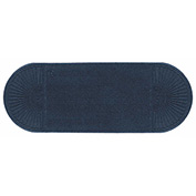 "WaterHog Eco Grand Elite 3/8"" Thick Two Ends Entrance Mat, Indigo 4' x 20'3"""