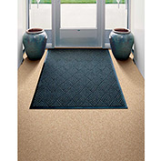 "WaterHog Diamondcord 3/8"" Thick Entrance Mat, Charcoal Cord 6' x 6'"