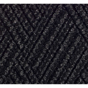 "WaterHog Diamondcord 3/8"" Thick Entrance Mat, Charcoal Cord 3' x 16'"