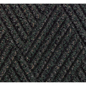 "WaterHog Diamondcord 3/8"" Thick Entrance Mat, Green Cord 4' x 10'"