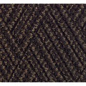 "WaterHog Diamondcord 3/8"" Thick Entrance Mat, Brown Cord 4' x 10'"