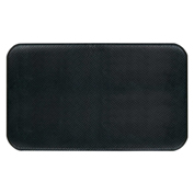 "Hog Heaven Prime Anti Fatigue Mat 3/4"" Thick, 36 x 60 Black - 4220000035"