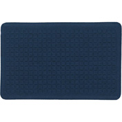 "Get Fit Stand Up Anti-Fatigue Mat 5/8"" Thick, Cobalt Blue 34"" x 47"""