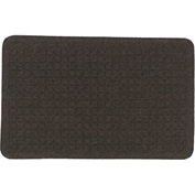 "Get Fit Stand Up Anti-Fatigue Mat 5/8"" Thick, Cocoa Brown 34"" x 47"""