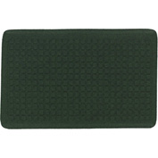 "Get Fit Stand Up Anti-Fatigue Mat 5/8"" Thick, Dark Green 34"" x 47"""