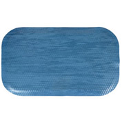"Hog Heaven Marble Top Mat 5/8"" 3x5 Blue Merle"