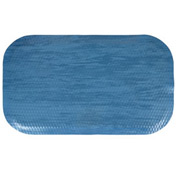 "Hog Heaven Marble Top Mat 5/8"" 4x6 Blue Merle"