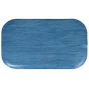 "Hog Heaven Marble Top Mat 5/8"" 3x12 Blue Merle"