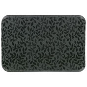 "The Anderson Company Salon Décor Anti Fatigue Mat 22"" x 32"" Shampoo Mat Botanical"