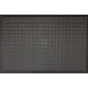 "Complete Comfort II Anti-Fatigue Mat 1/2"" Thick, Black 2' x 3'"