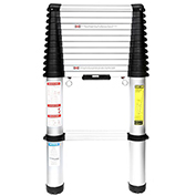 "EasyAccess Innovations 12'6"" Aluminum Telescopic Ladder - EA1126TL"