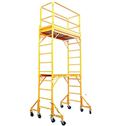 Fortress Industries 12' Steel Drywall Scaffold Unit - FT0012MS