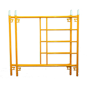 Fortress Industries 5' x 5' Metal Scaffold Frame with C-Locks - FT2505SF