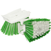 Libman Commercial Scrubbing Brush Dish Wand Refills, 2 Pack - 1139 - Pkg Qty 6