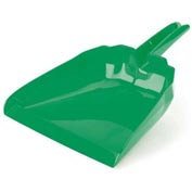 "Libman® Commercial 13"" Dust Pan - Green - Pkg Qty 6"