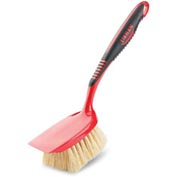 Libman® Commercial Short Handle Tampico Scrub Brush - Pkg Qty 6