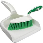 Libman® Commercial Dust Pan And Counter Brush Set - Pkg Qty 2